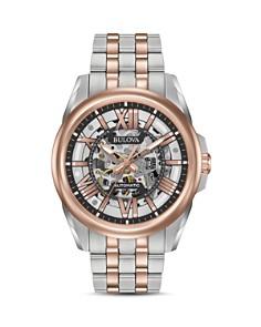 Bulova Automatic Skeleton Watch, 43mm - Bloomingdale's_0
