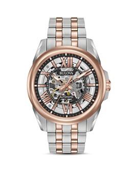 Bulova - Automatic Skeleton Watch, 43mm