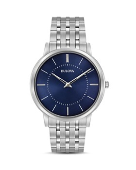 Bulova - Classic Slim Watch, 40mm