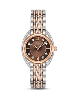 Bulova - Diamonds Watch, 30mm