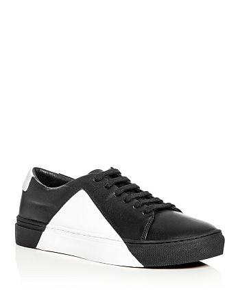 THEY New York - Women's Triangle Lace Up Sneakers