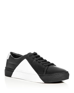 They New York Triangle Lace Up Sneakers