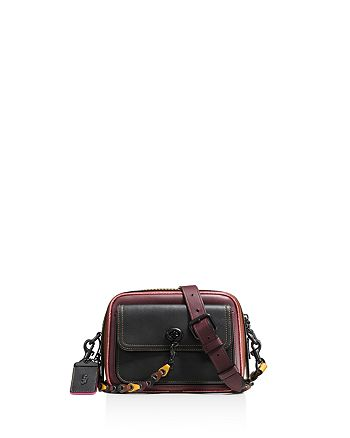 COACH - Turnlock Dylan Crossbody in Coach Link Glovetanned Leather