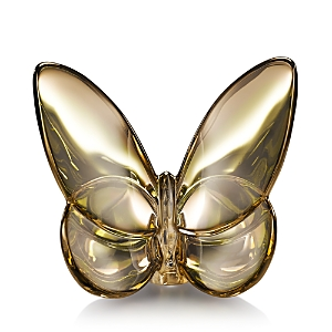 Baccarat Lucky Gold Butterfly