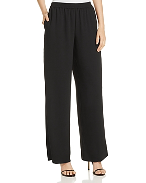 Vince Camuto Wide Leg Pull On Pants