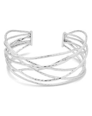 Gorjana Lola Crisscross Wire Cuff