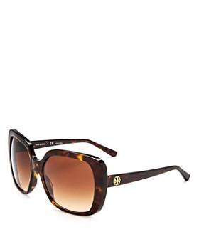 Tory Burch - Women's Oversized Square Sunglasses, 57mm