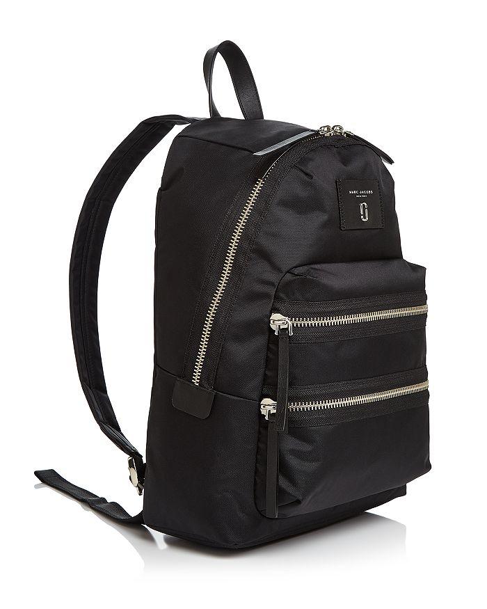 c0b48dbb1 MARC JACOBS Biker Nylon Backpack | Bloomingdale's