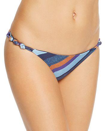 ViX - Chambray Rope Bikini Bottom