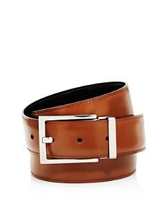 Salvatore Ferragamo - Square Buckle Reversible Belt
