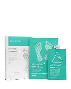Patchology - PoshPeel Pedi Cure, 1 Treatment