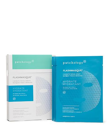 Patchology - Hydrate FlashMasque 5-Minute Facial Sheets