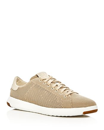 uk availability pretty and colorful highly praised Cole Haan Men's Grandpro Tennis Stitch Lite Knit Lace Up ...