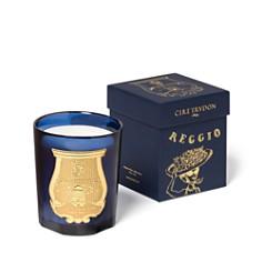 Cire Trudon - Reggio Classic Candle, Hint of Citrus from Calabria