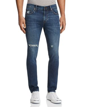 J Brand Mick Skinny Fit Jeans in Seismology