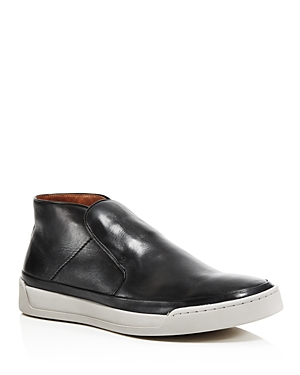 John Varvatos Star Usa Men's Remy Leather Slip-On Sneakers