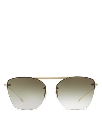 Oliver Peoples - Women's Ziane Sunglasses, 61mm