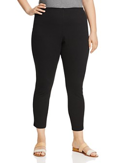 Lyssé Plus - Toothpick Cropped Legging Jeans
