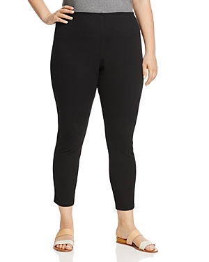 Toothpick Cropped Legging Jeans