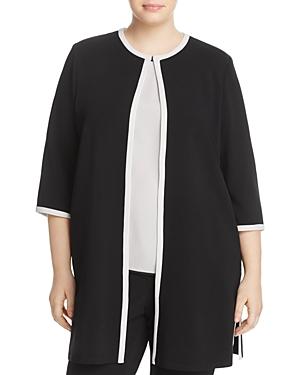 Marina Rinaldi Favola Color-Block Jacket