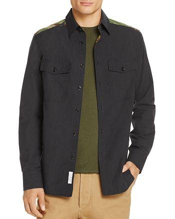 rag & bone - Camo Block Shirt Jacket - 100% Exclusive