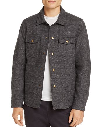 Billy Reid - Michael Quilted Shirt Jacket - 100% Exclusive