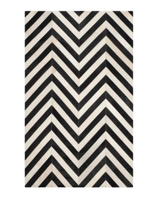 Studio Leather Area Rug, 4' x 6'
