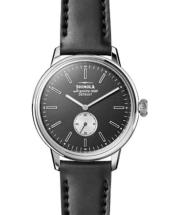 Shinola - Bedrock Watch, 42mm