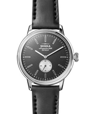 Shinola Bedrock Watch, 42mm