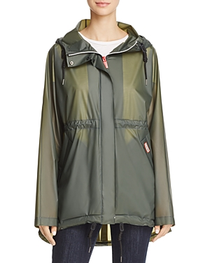 Hunter Original Vinyl Smock Raincoat