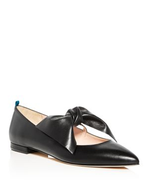 Sjp by Sarah Jessica Parker Farah Bow Pointed Toe Ballet Flats - 100% Exclusive
