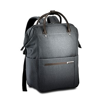 Briggs & Riley - Kinzie Street Framed Wide-Mouth Backpack