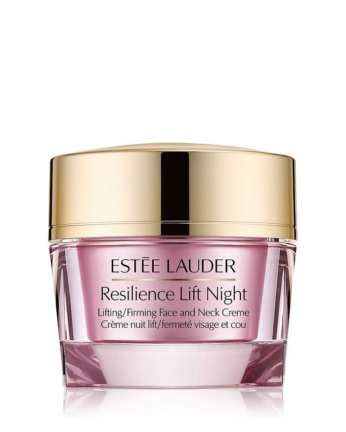 Estée Lauder - Resilience Lift Night Lifting/Firming Face & Neck Creme