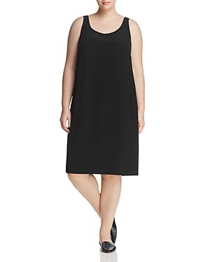 Eileen Fisher Plus A-Line Tank Dress