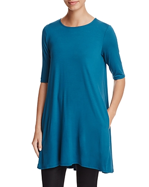 Eileen Fisher A-Line Jersey Tunic