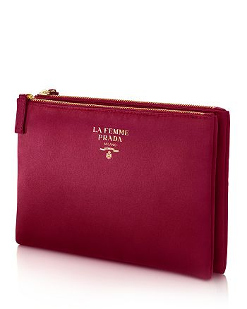 Prada - Gift with any  La Femme Intense spray purchase!
