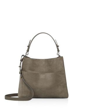 Allsaints Cooper East/West Leather Shoulder Bag 2632684