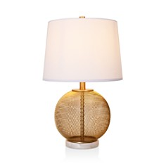 cupcakes and cashmere - Mesh Table Lamp