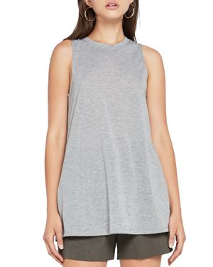 BCBGeneration Crossover-Back Muscle Tank
