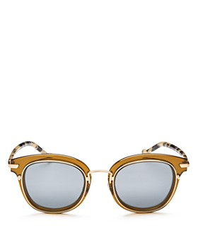 Dior - Women's Origins 2 Mirrored Square Sunglasses, 48mm