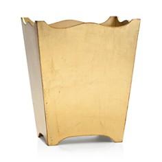 Labrazel Classico Gold Wastebasket - Bloomingdale's Registry_0