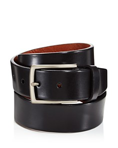 Trafalgar Enrico Leather Belt - Bloomingdale's_0