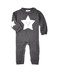 Elegant Baby - Unisex Star Knit Coverall - Baby