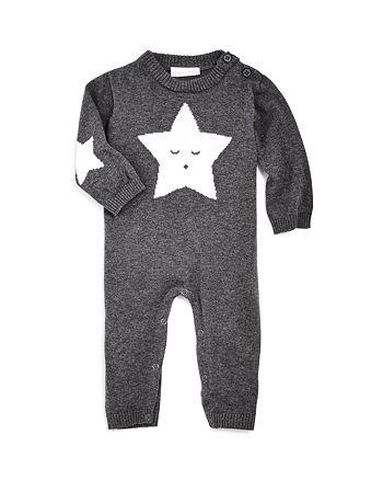 Elegant Baby - Unisex Star Knit Coverall - Baby