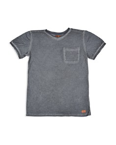 7 For All Mankind Boys' Mineral-Washed V-Neck Tee - Little Kid, Big Kid - Bloomingdale's_0