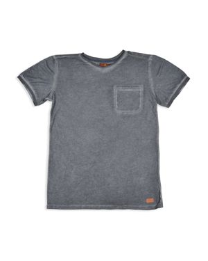 7 For All Mankind Boys' Vintage-Washed Tee - Big Kid thumbnail