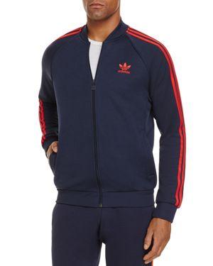 adidas Originals Sst Zip-Front Track Jacket