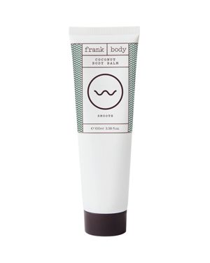FRANK BODY COCONUT BODY BALM