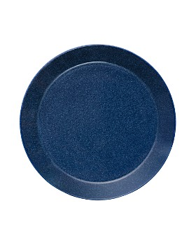 Iittala - Teema Dotted Blue Salad Plate