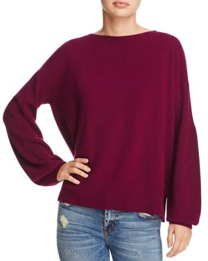 Theory Drop-Shoulder Cashmere Sweater - 100% Exclusive